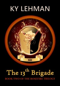 THE 13TH BRIGADE FRONT COVER
