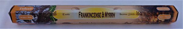 Tulasi – Frankincense & Myrrh Incense
