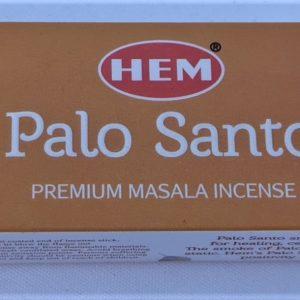 HEM Palo Santo Masala Incense