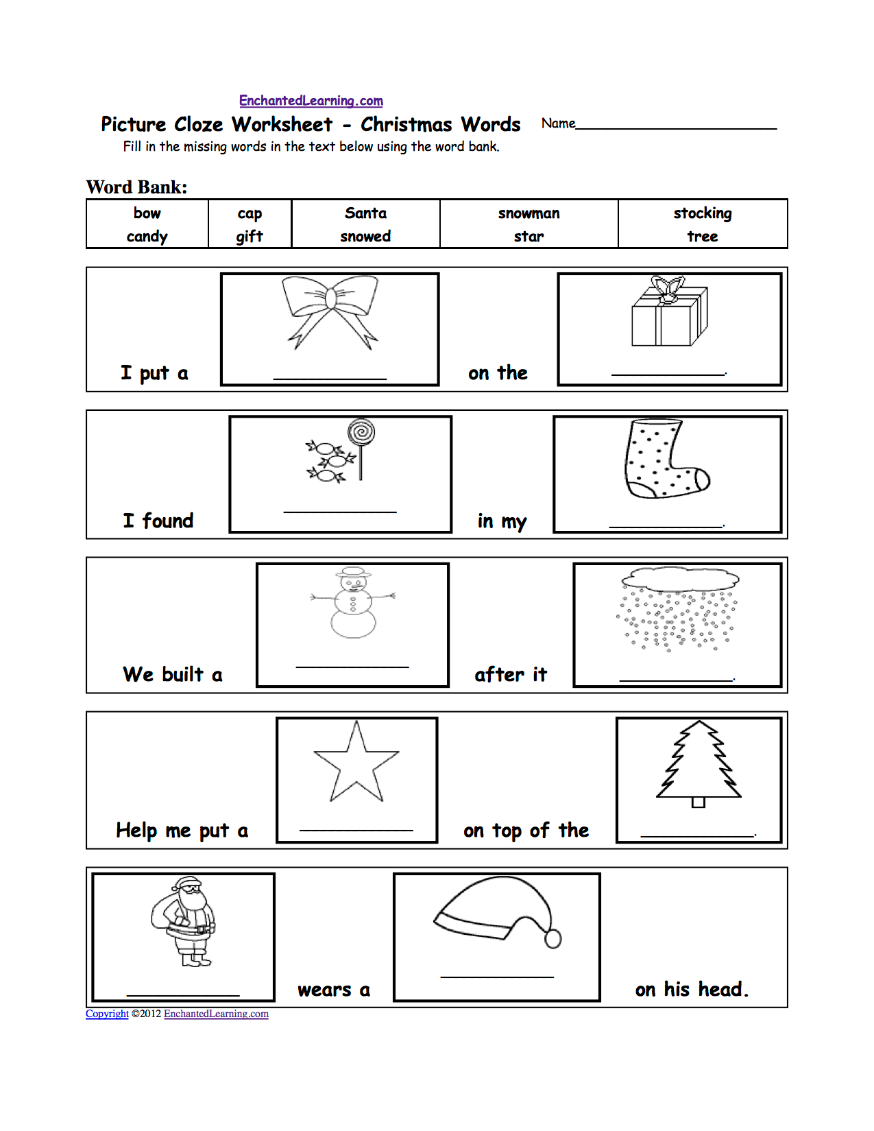New 517 Family Spelling Worksheet