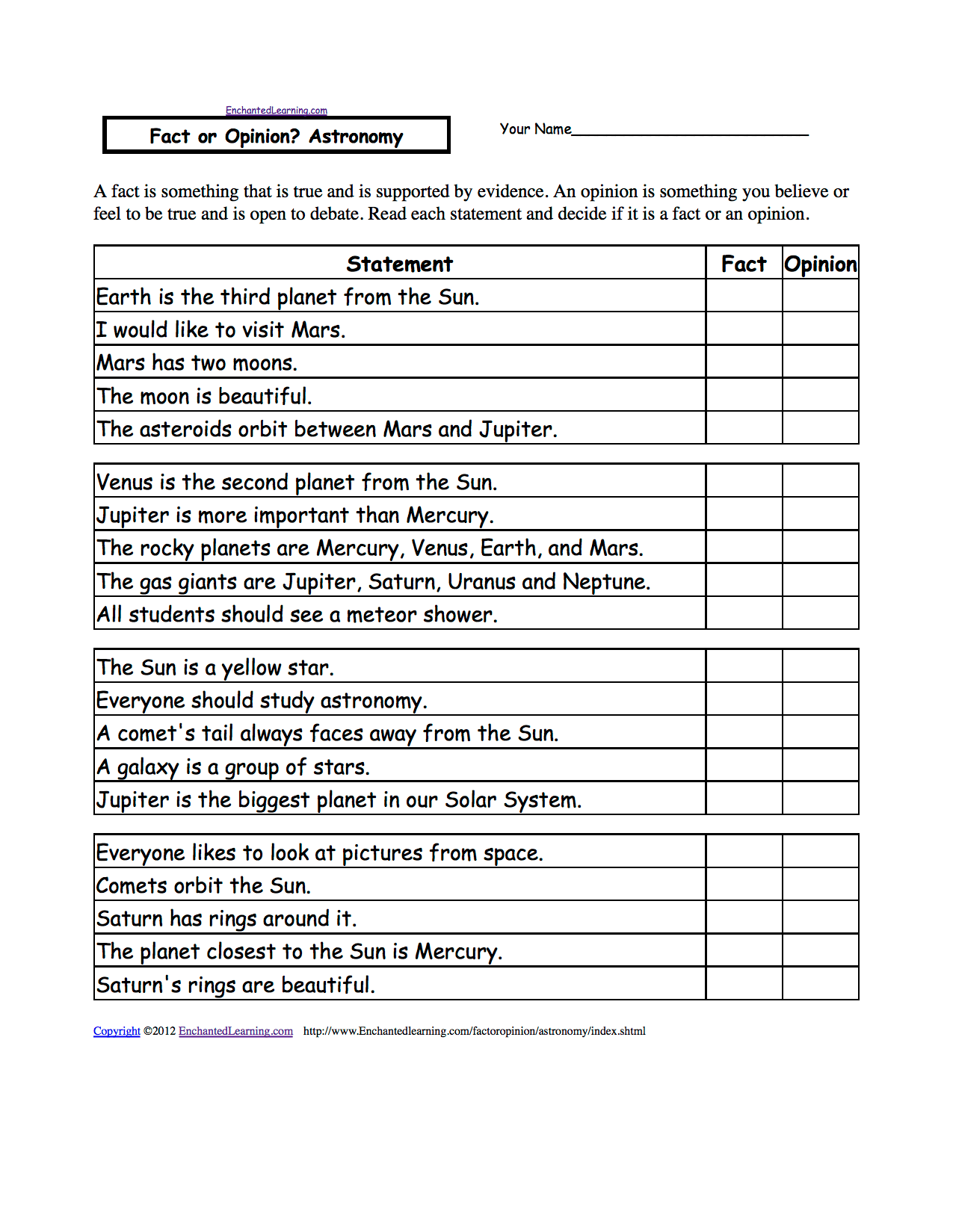 Overview Stars And Galaxies Worksheet Answers