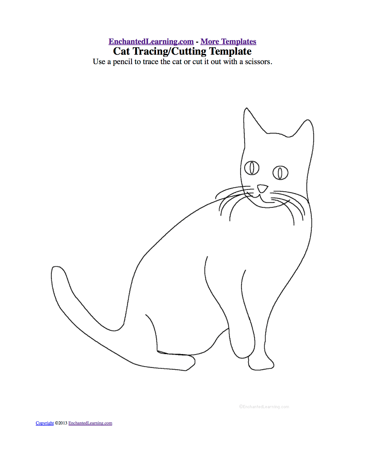 Pets Drawing And Coloring Worksheets