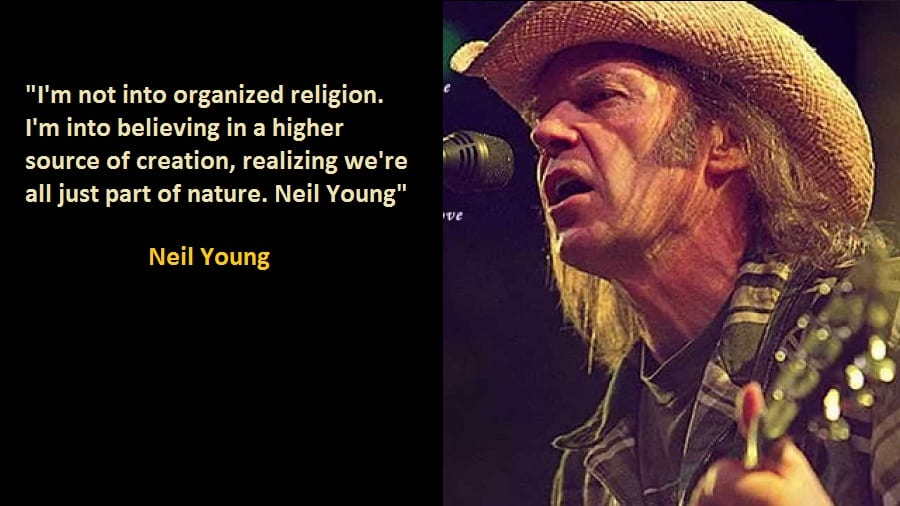 Words of Wisdom From Neil Young - Enchanted Little World