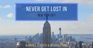 Never Get Lost In NYC