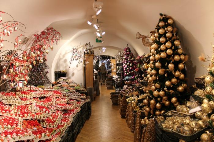 Christmas Eggs At Christmas In Salzburg