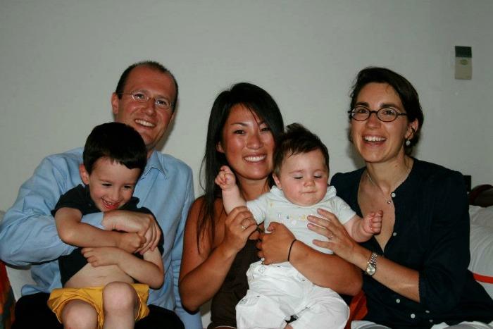 Katie & Her Italian Family