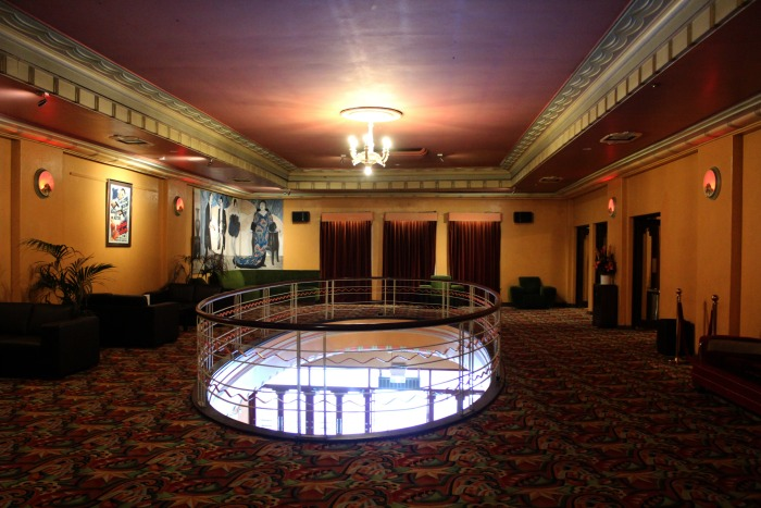 Astor Theatre Second Level Lobby