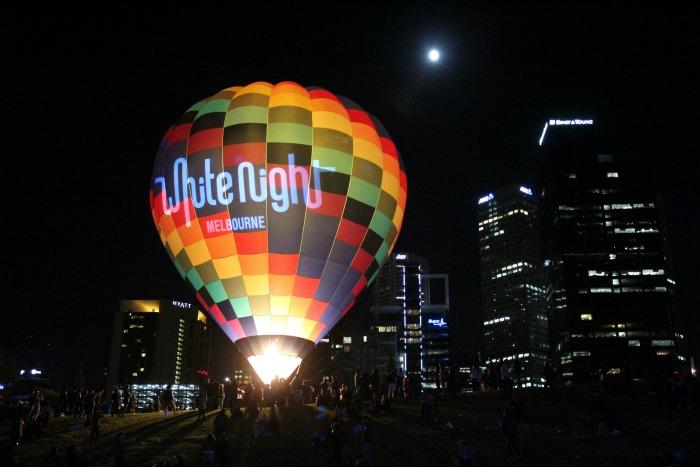 White Night 2016: When Melbourne Comes Alive