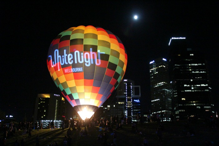 White Night 2016: When Melbourne Comes Alive