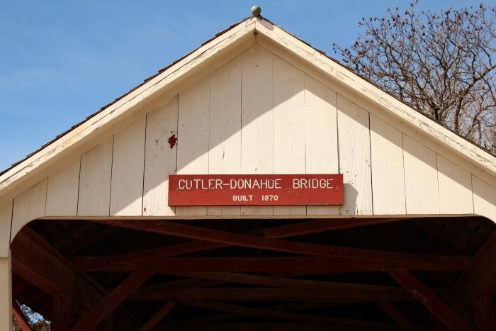 Cutler-Donahoe Bridge