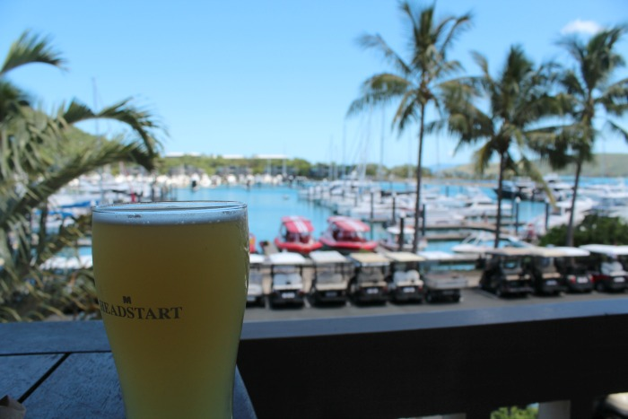 Lunch With A View On Hamilton Island