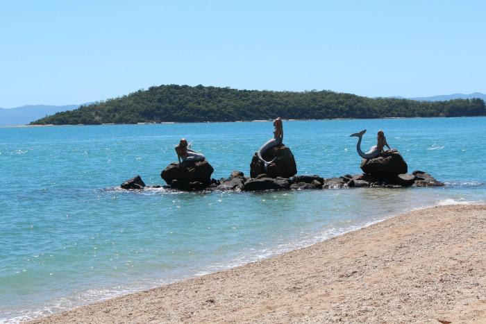 Mermaid's At Daydream Island