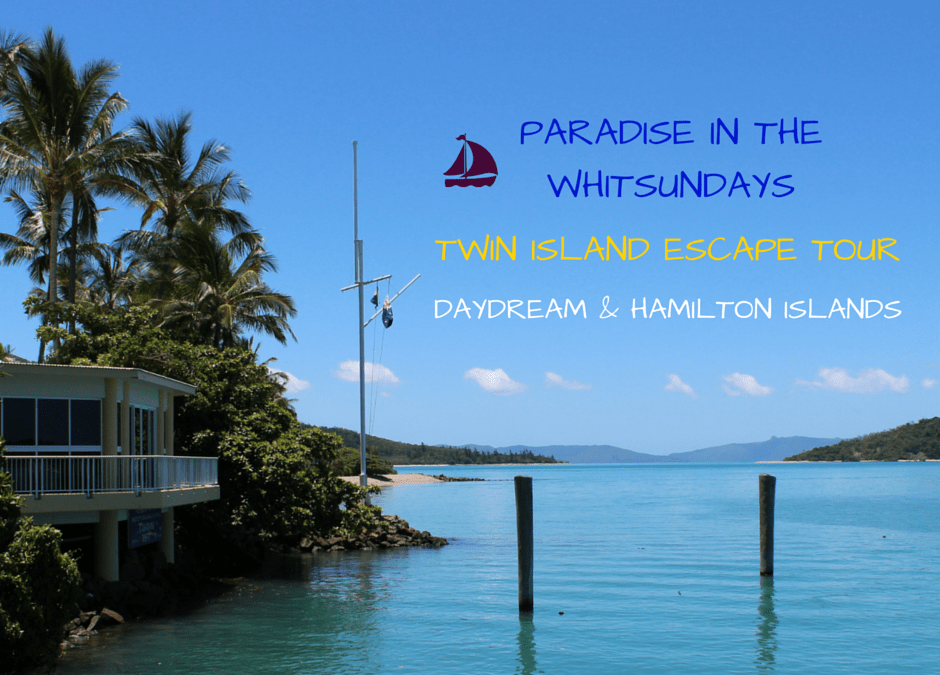 Paradise In The Whitsundays: Daydream & Hamilton Islands