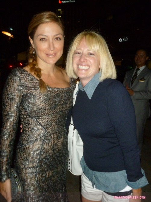 Sasha Alexander & Lindsay