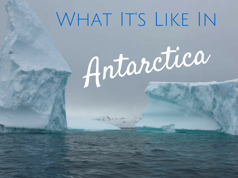 This Is What It's Like In Antarctica