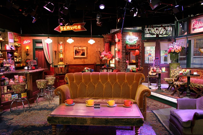 Friends Central Perk Set