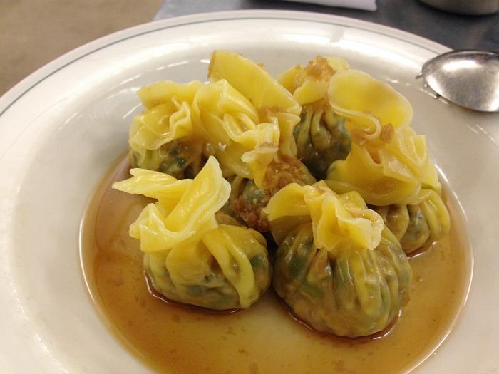Supernormal Vegetable Dumplings