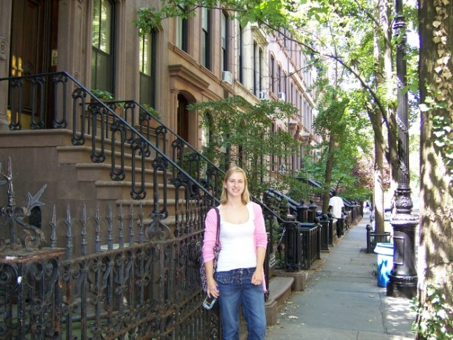 Carrie's Apartment From Sex & The City