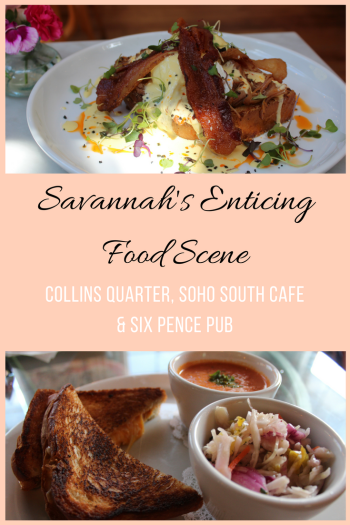 Savannahs Enticing Food Scene