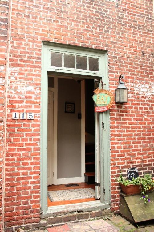 115 Elfreth's Alley (aka the Bakery)