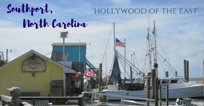 Southport, North Carolina: From Nicholas Sparks To Dawson's Creek In Hollywood's East