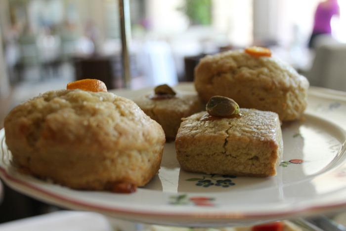 Pastries At Biltmore Arizona Afternoon Grand Tea