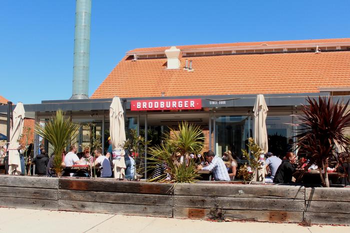 Brodburger Canberra