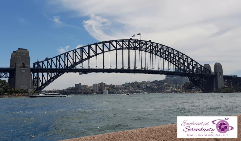 Sydney Harbour Bridge Opera Bar