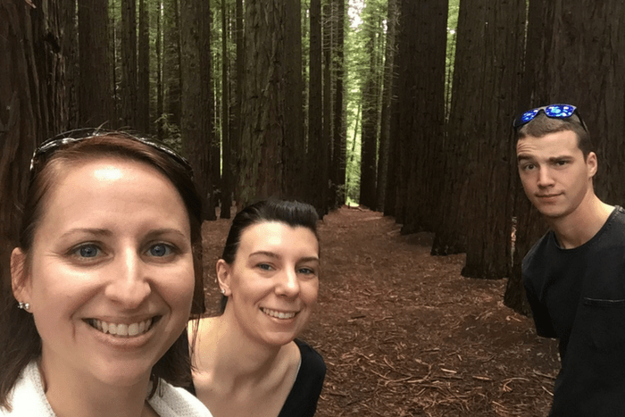 Warburton Redwood Forest With Melissa and Adam