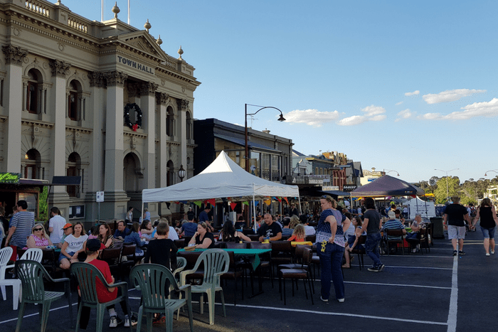 Daylesford Main Street New Years Eve