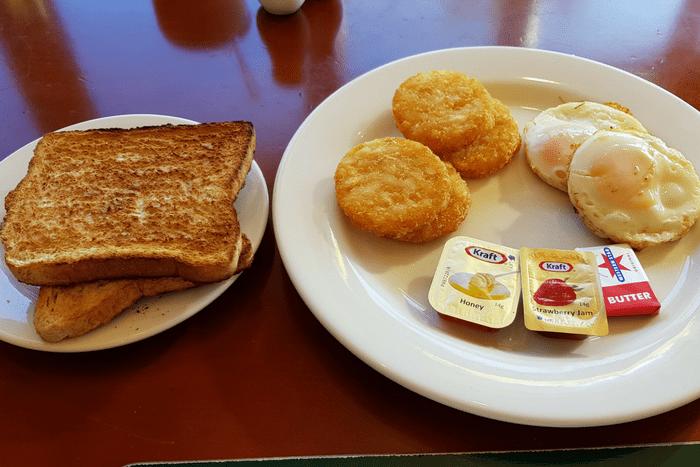 Grange Bellinzona Breakfast