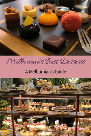 Melbourne's Best Desserts Guide
