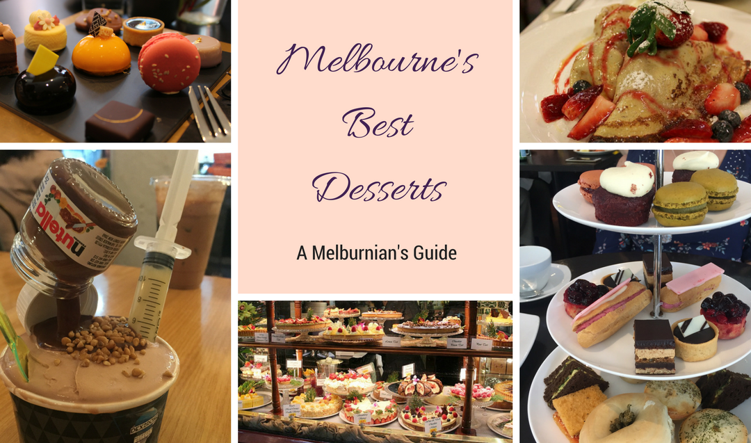 A Melburnian's Guide To Melbourne's Best Desserts