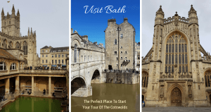 Visit Bath The Perfect Place To Start Your Tour Of The Cotswolds.