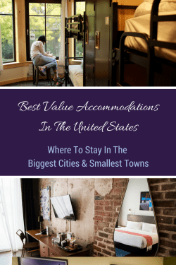 Best Value Accommodations In The United States Hotels