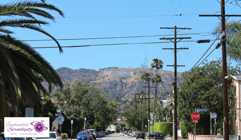 California Roadtrip Los Angeles Hollywood Sign