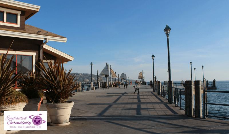 California Roadtrip Redondo Beach OC Filming Location