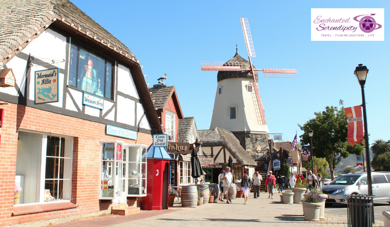 Solvang Sideways Filming Location Wine Country