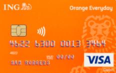 ING Orange Everyday Travel Card