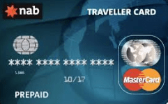 NAB Travel Card