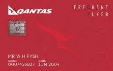 Qantas Cash Travel Card