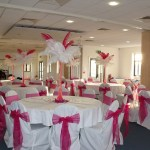 Illuminated Ostrich Feather Table Decorations Ostrich Feather Table Centerpieces Bristol Bath Southwest Avon Somerset Glouctershrie
