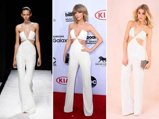 Taylor Swift Luncurkan Label Fashion