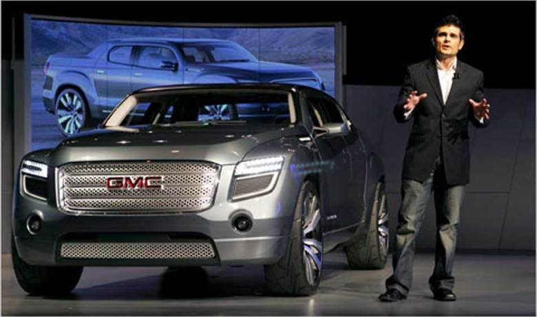General Motors Tutup Lima Pabrik di AS