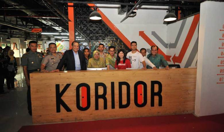 Koridor Siola, Co-Working Space Terbaik di Indonesia, Diresmikan