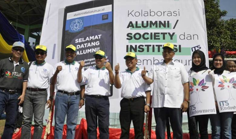 Dies Natalis ke-58, ITS Luncurkan Endowment Fund