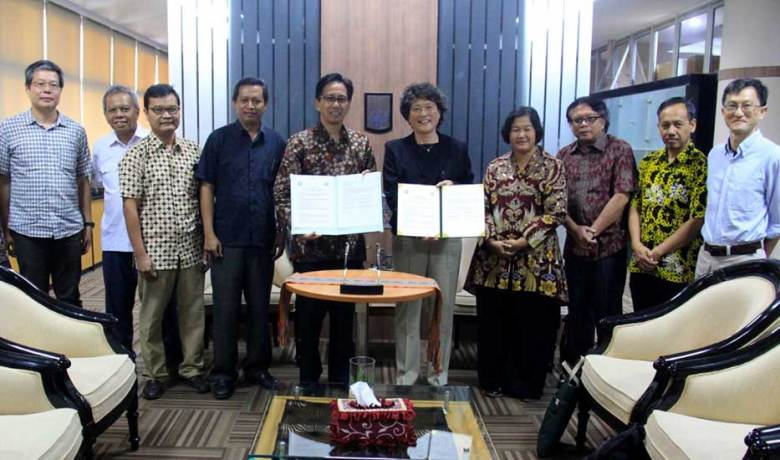 ITS Jalin Kerjasama Riset dengan Universitas Taiwan