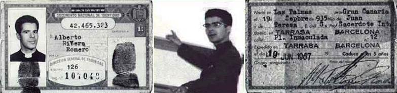 >Docemuentos legales del Ex sacerdote Jesuita Alberto Rivera
