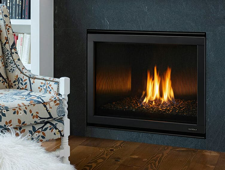 8000 Modern Gas Fireplace Encino Fireplace Shop