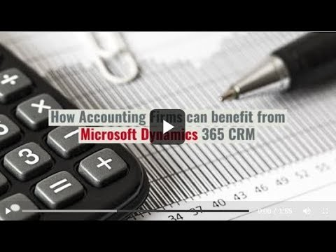 How Accounting Firms Can Benefit from Dynamics 365